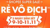 Chương trình Super Sale hứu hẹn sẽ tìm ra những món hàng siêu rẻ