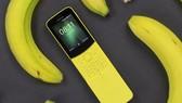 """Nokia 8110 có thiết kế như """"quả chuối"""""""