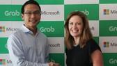 Microsoft bắt tay với Grab