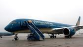 Bão số 4 chưa vào bờ, hàng loạt chuyến bay đã bị hủy, hoãn