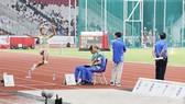 Thưởng 450 triệu đồng cho chiếc HCV nhảy xa của Bùi Thị Thu Thảo