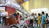 Hơn 5.000 sản phẩm xuất hiện tại Vietnam Sport Show 2018
