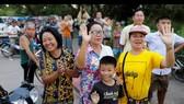 救護工作圓滿成功  泰國民眾興奮不已