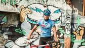 Tay đua Quốc Khang trong màu áo Bike Life Đồng Nai.