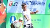 Lý Hoàng Nam đang đặt mục tiêu vô địch giải