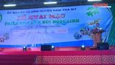 Khai mạc phiên chợ Sâm Ngọc Linh tại Quảng Nam