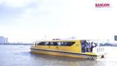 Tuyến buýt đường sông đầu tiên tại TPHCM chính thức hoạt động
