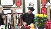 Tinh tế thư pháp Việt