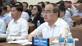 Lãnh đạo TP gặp mặt cộng đồng CNTT - Viễn thông