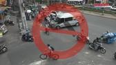 Một ngày tại giao lộ Nguyễn Thiện Thuật - Nguyễn Thị Minh Khai