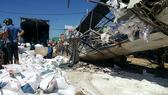 Tai nạn thảm khốc trên QL 20, ít nhất 5 người tử vong