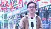 TPHCM: Không khí sôi động trước giờ khai mạc World cup 2018
