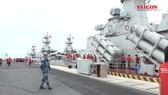 """Một ngày """"làm chiến sĩ"""" ở Lữ đoàn Tàu Pháo - Tên lửa 167"""