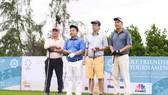 Giải golf đã thu hút 120 nhà lãnh đạo, CEO cùng tham dự
