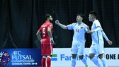 ĐT futsal Việt Nam thắp lại hy vọng sau chiến thắng trước đội Bahrain.