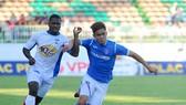 Liệu Than Quảng Ninh có tiếp tục chuỗi trận bất bại ở V-League sau vòng 5? Ảnh: ANH TIẾN