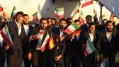 Đội tuyển Iran đã đặt chân đến Nga