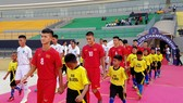 Đội U16 Việt Nam không thể vượt qua đội chủ nhà