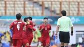 Olympic Việt Nam- Pakistan 3-0: Chiến thắng dễ dàng