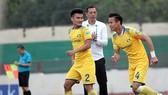 Quế Ngọc Hải chưa xác định tương lai của mình sau V-League 2018. Ảnh: MINH HOÀNG