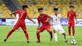 Chỉ có 1 điểm sau 3 trận, U16 Việt Nam gây thất vọng ở VCK châu Á 2018. Ảnh: Đoàn Nhật