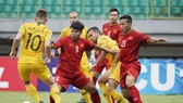 U19 Việt  Nam sớm bị loại ở giải châu Á 2018
