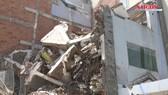 Sập nhà 2 tầng ở quận 6, ba người thương vong