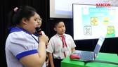 """""""Lập trình tương lai"""" giúp học sinh tiếp cận công nghệ mới"""