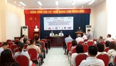 """The Viet Nam Union of Science and Technology Associations (VUSTA) announced 45 projects awarded with the """"Vietnamese Creative Technology 2016 - VIFOTEC"""" prize. (Photo: Sggp)"""