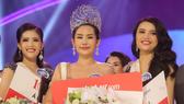 Tien Giang's young woman wins Miss Vietnam Ocean 2017