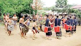 The rain praying ritual of S'tieng ethnic group