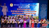 HCMC honors 297 typical individuals, units