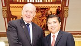 HCMC's leader receives Australian Governor-General