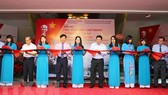 At ribbon-cutting ceremony (Photo: TTXVN)