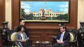 HCMC wants to boost ties with Canada