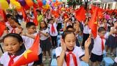 TPHCM: Học sinh tiểu học, THCS và THPT tựu trường vào ngày 20-8-2018