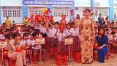 Công bố quyết định thành lập Trường Tiểu học Huỳnh Văn Bánh