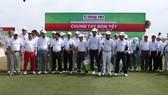 Nhiều mạnh thường quân và golfer cùng tham dự giải đấu năm nay.