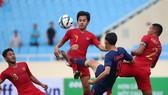 Indonesia gặp khó về tâm lý trước trận đấu với Việt Nam. Ảnh: HOÀNG HÙNG