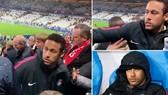 Hành động xấu ở Ligue 1 khiến Neymar bị xem xét tước băng thủ quân tuyển Brazil.