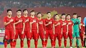 Việt Nam nhập cuộc với vị thế của nhà vô địch Đông Nam Á. Ảnh: Anh Khoa