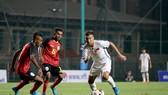U16 Việt Nam thắng trận ra quân trước Timor Leste. Ảnh: Đoàn Nhật
