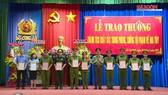 """Bộ trưởng Tô Lâm khen thưởng các đơn vị triệt phá 2 đường dây ma túy """"khủng"""" tại TPHCM"""