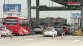 Ngày 30-6, dừng hoạt động trạm BOT không triển khai thu phí không dừng