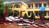 Nhiều trường ở miền Trung hoãn khai giảng do mưa lũ