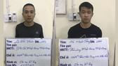 Bắt 2 nam thanh niên 9X chuyên cho vay nặng lãi ở TPHCM