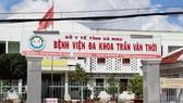 Bệnh viện đa khoa Trần Văn Thời