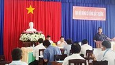 Miễn nhiệm, bầu mới Chủ tịch HĐQT Công ty cấp nước Cà Mau