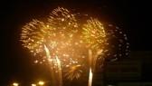 Chương trình bắn pháo hoa tại Cà Mau, Bạc Liêu