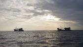 Một thuyền viên mất tích trên vùng biển Cà Mau